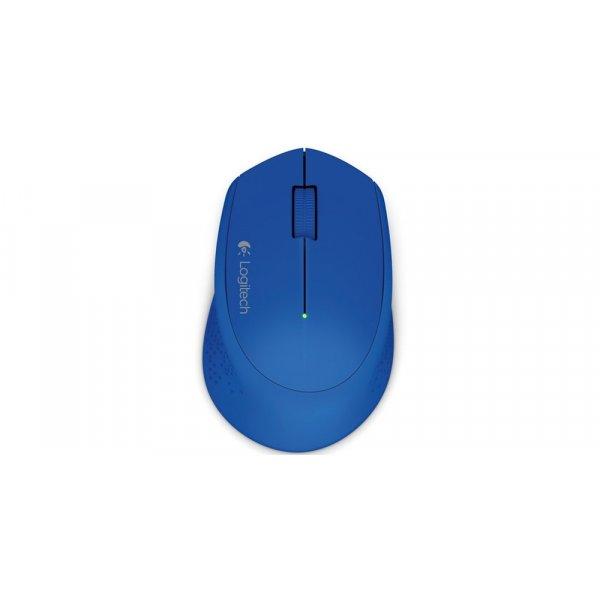 Mouse Logitech M280 Inalámbrico Azul