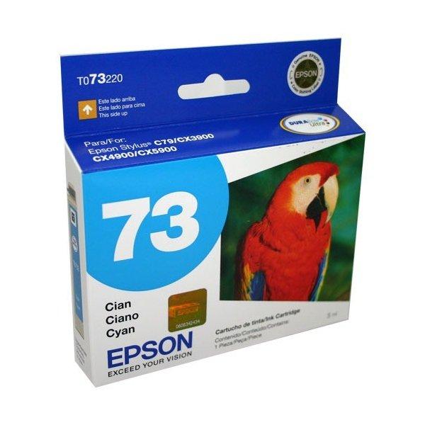 Cartucho de Tinta Epson 73 Cyan