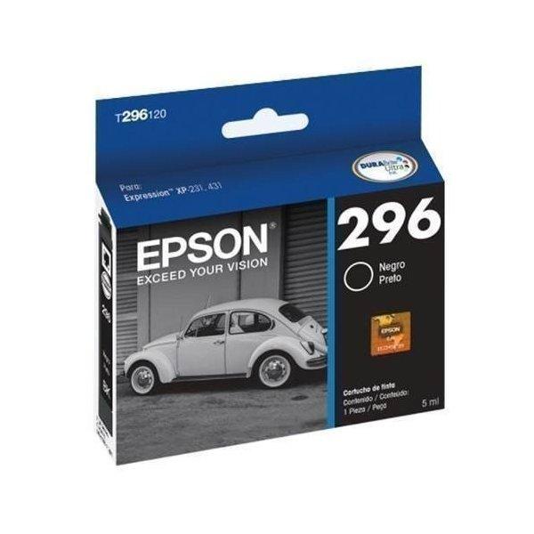 Cartucho de Tinta Epson T296120-AL Negro