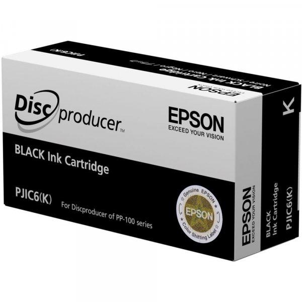 Cartucho de Tinta Epson C13S020452 Negro