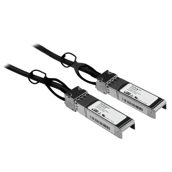 Cable Startech de 3mts SFP+ Direct Attach Twinax Pasivo Ethernet de 10 Gigabits