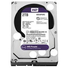 Disco Duro Wester Digital 2TB Purple