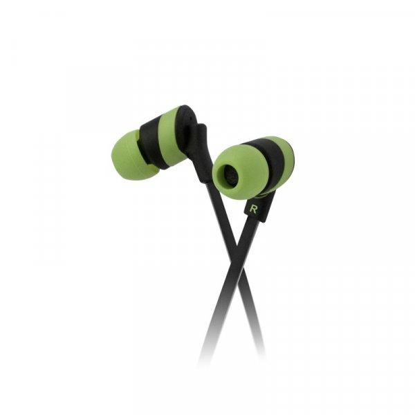 Audífono KlipX KolorBudz Verde In Ear