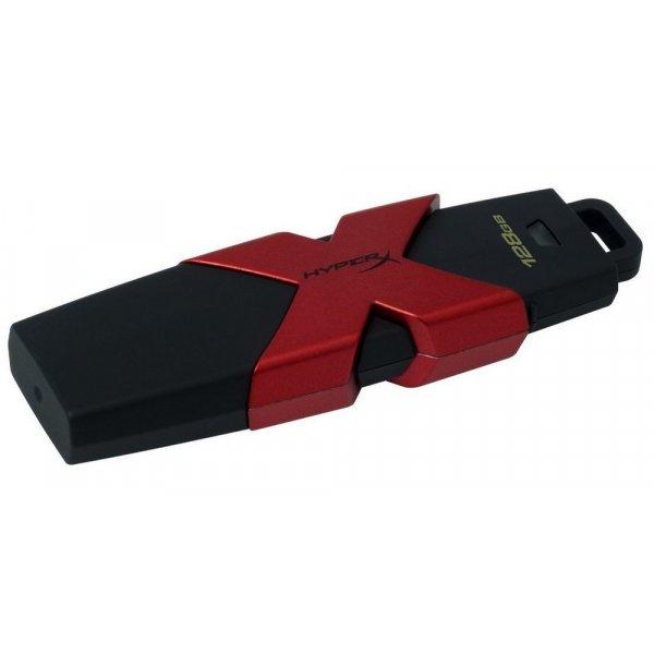 Pendrive HyperX Savage 128GB  USB 3.1/3.0 350MB/s R, 250MB/s W