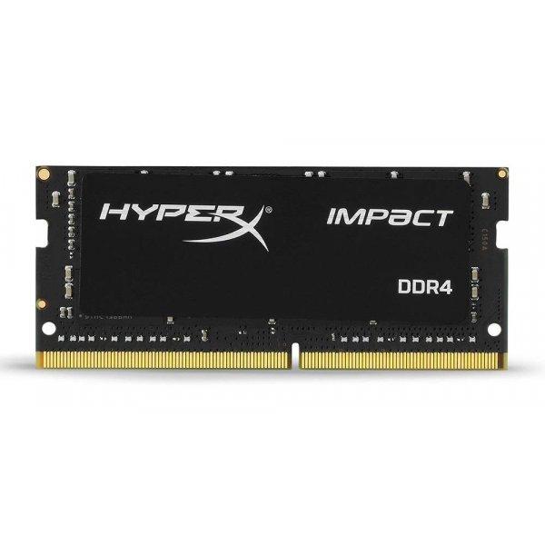 Memoria RAM HyperX Impact de 8 GB DDR4 3200MHz CL20 SODIMM