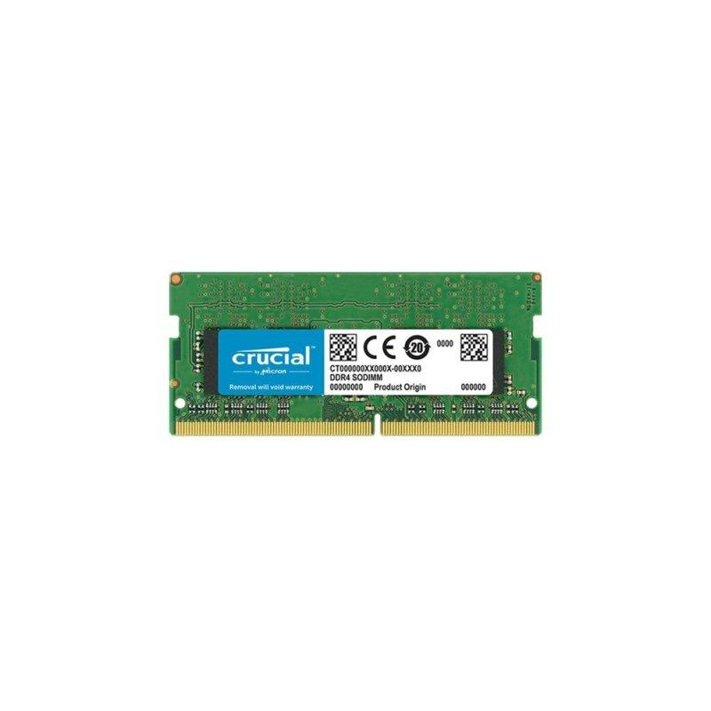 Memoria RAM Crucial de 8GB DDR4 2666MHz SODIMM