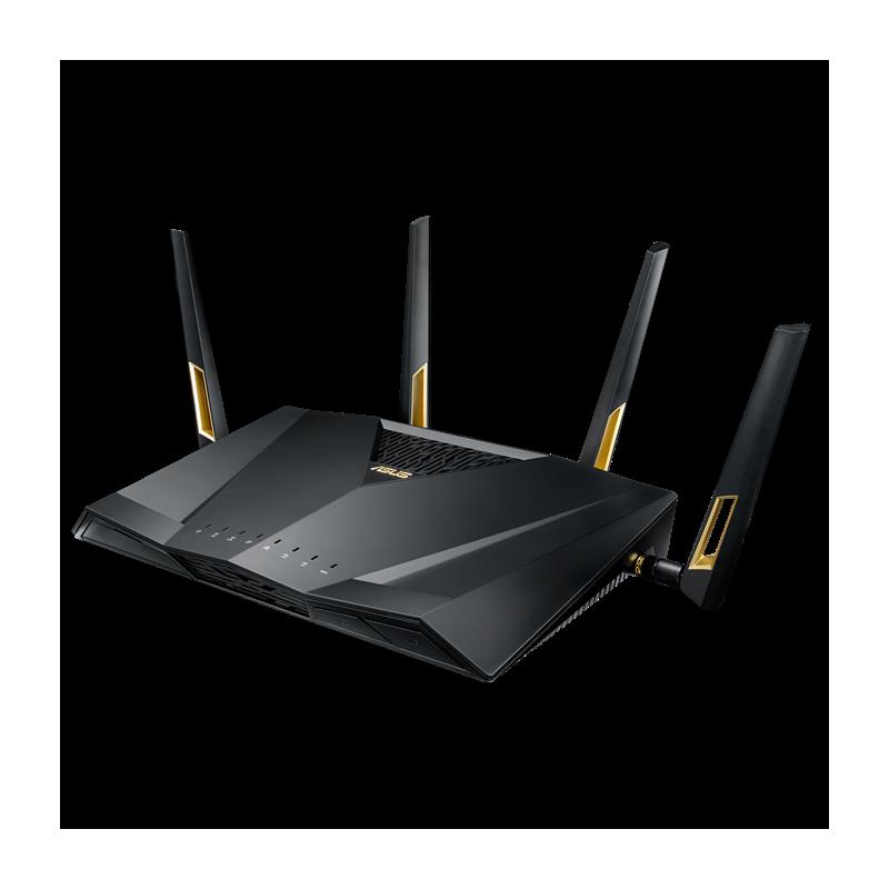 Router Asus RT-AX88U Wi-FiI 6 Dual Band Ax6000