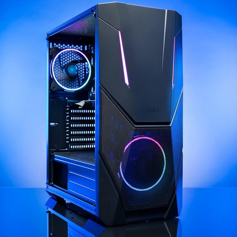 Spider Build Plus Intel i5 9400f | GT 710 | DESDE 8 GB RAM | MSI H310M Pro VDH Plus H| DESDE 240 GB SSD