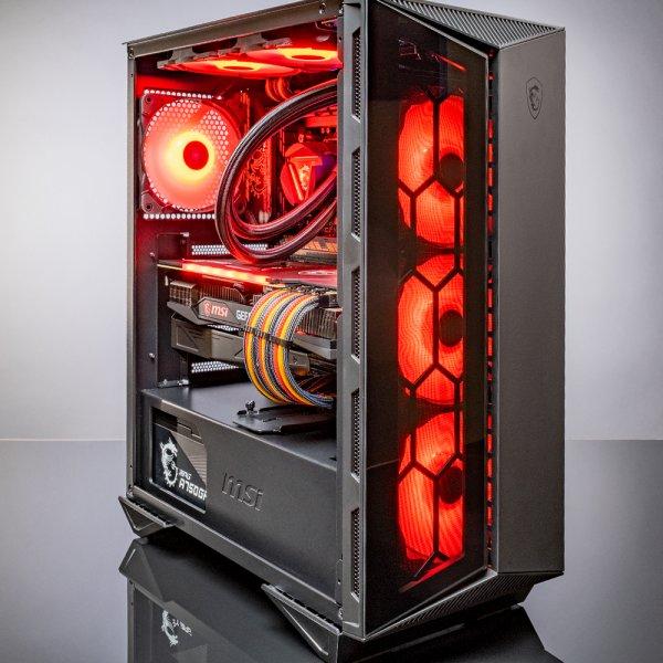 Spider Build Excelsior Intel i9 11900K | MSI GeForce RTX...