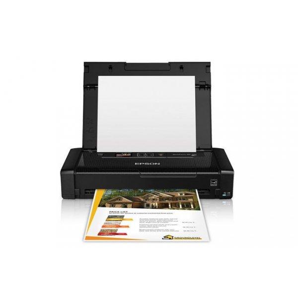 Impresora Tinta Epson WorkForce WF-100