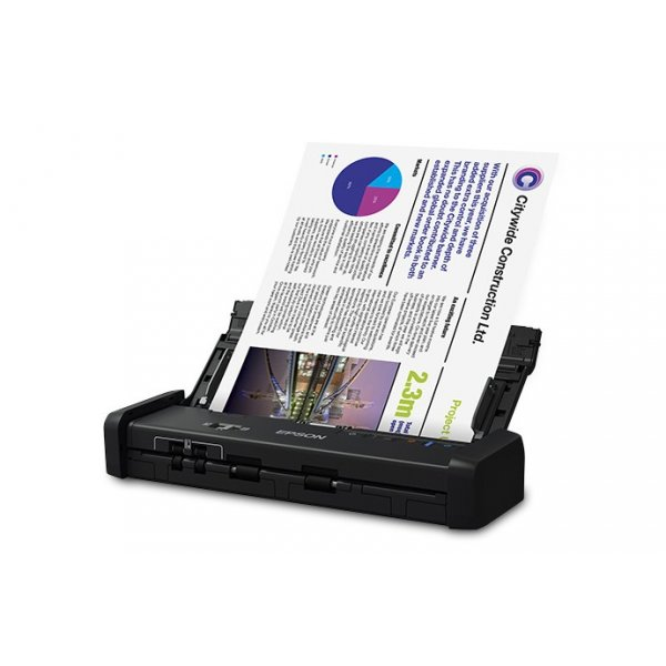 Scanner Epson WorkForce ES-200 Scanner document usb 600dpi