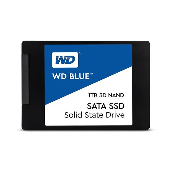 Disco SSD Western Digital Blue 1TB 2.5IN 7mm 3D NAND SATA