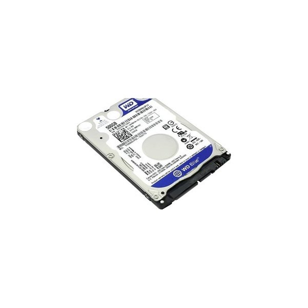 Disco Duro Western Digital 500GB Blue 16MB 7MM 2.5IN