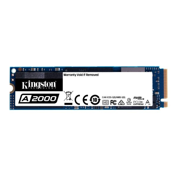 Disco SSD Kingston 500GB M.2 2280 NVME PCIe