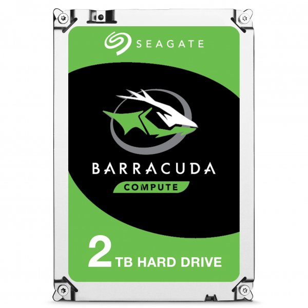 "Disco Duro Seagate 2TB 3.5"" 7200RPM BarraCuda"