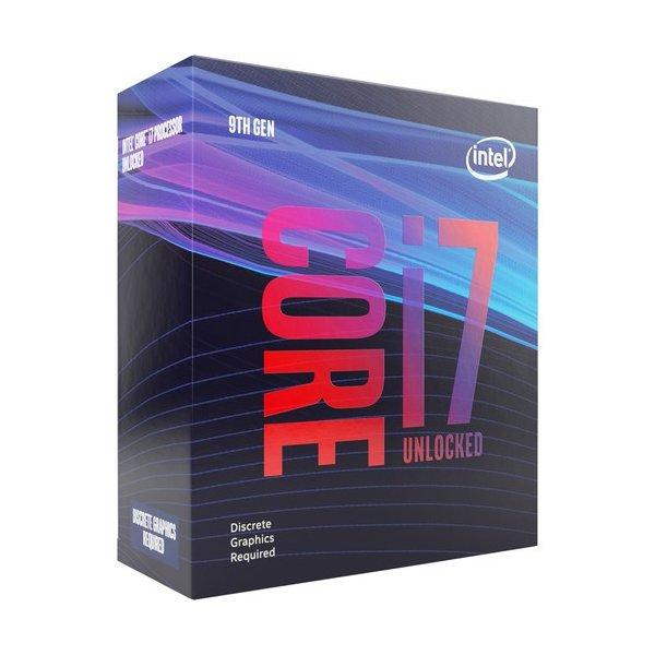 Procesador IntelCore i7-9700KF 3.6Ghz LGA1151