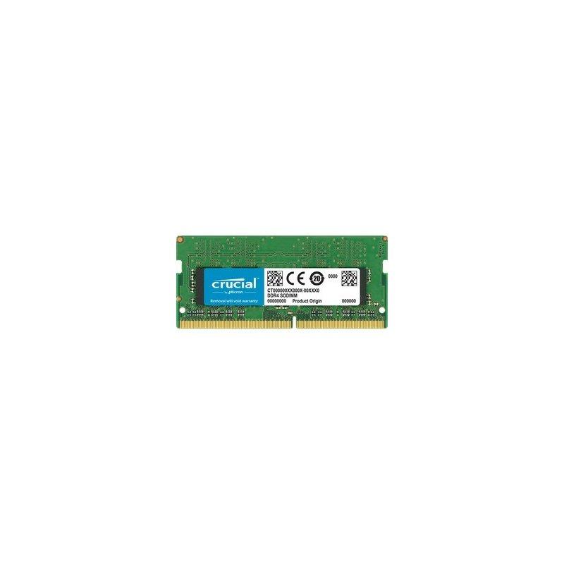 Memoria Ram Crucial para Mac 16GB DDR4 2666 SODIMM